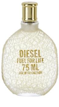Diesel Fuel for Life eau de parfum para mulheres 75 ml