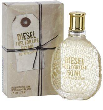 Diesel Fuel for Life парфумована вода для жінок 50 мл