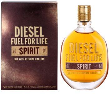 Diesel Fuel for Life Spirit toaletná voda pre mužov 75 ml