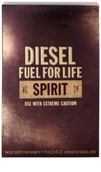 Diesel Fuel for Life Spirit eau de toilette férfiaknak 75 ml