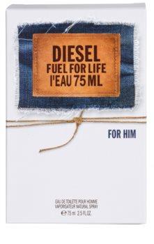 Diesel Fuel for Life L'Eau toaletní voda pro muže 75 ml