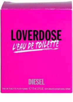 Diesel Loverdose L'Eau de Toilette Eau de Toilette für Damen 75 ml
