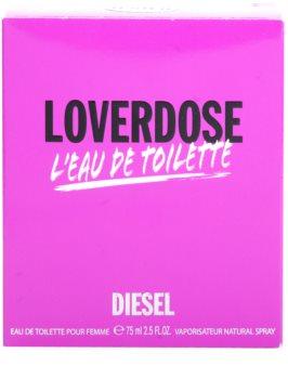 Diesel Loverdose L'Eau de Toilette toaletná voda tester pre ženy 75 ml