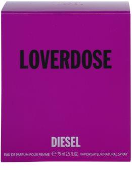 Diesel Loverdose woda perfumowana dla kobiet 75 ml