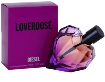 Diesel Loverdose eau de parfum per donna 50 ml