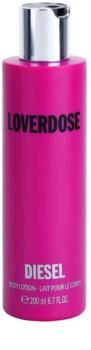 Diesel Loverdose lotion corps pour femme 200 ml