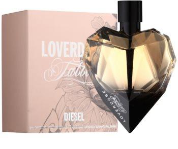 Diesel Loverdose Tattoo toaletní voda pro ženy 75 ml