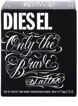Diesel Only The Brave Tattoo toaletní voda pro muže 75 ml