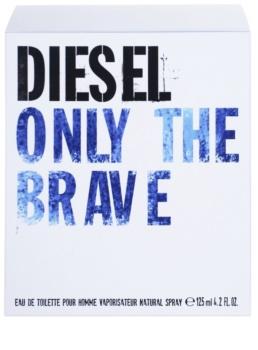 Diesel Only The Brave Eau de Toilette for Men 125 ml