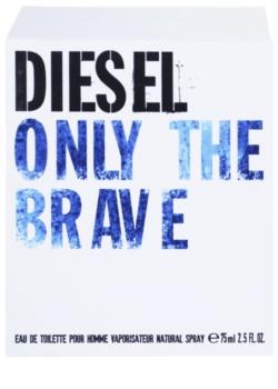 Diesel Only The Brave toaletní voda pro muže 75 ml