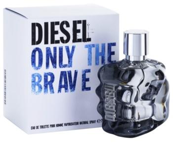Diesel Only The Brave eau de toilette pentru barbati 75 ml