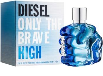 Diesel Only The Brave High toaletná voda pre mužov 75 ml