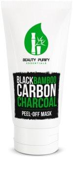 Diet Esthetic Beauty Purify Abziehmaske aus schwarzer Bambuskohle