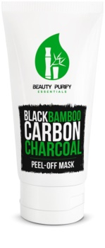 Diet Esthetic Beauty Purify Peel-Off Mask with Bamboo Charcoal