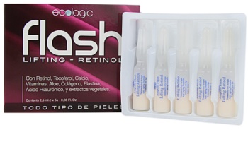 Diet Esthetic Flash sérum liftant pour tous types de peau