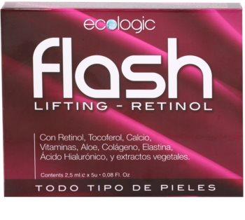 Diet Esthetic Flash liftingové vypínací sérum pro všechny typy pleti
