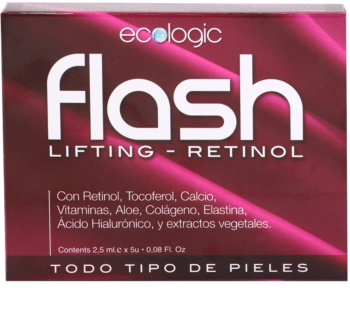 Diet Esthetic Flash Straffendes Lifting-Serum für alle Hauttypen