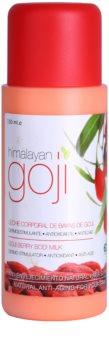 Diet Esthetic Himalayan Goji Körpermilch aus Gemeinen Bocksdornen