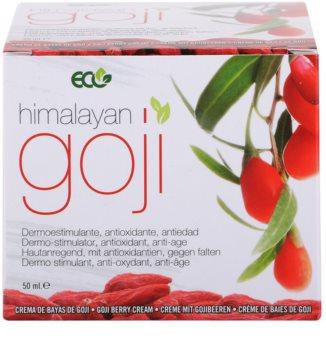 Diet Esthetic Himalayan Goji Tages- und Nachtscreme gegen Falten aus Gemeinen Bocksdornen