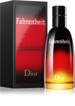 Dior Fahrenheit woda toaletowa dla mężczyzn 50 ml