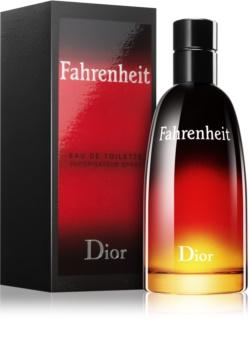 Dior Fahrenheit toaletna voda za moške 100 ml