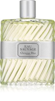 Dior Eau Sauvage eau de toilette férfiaknak 200 ml