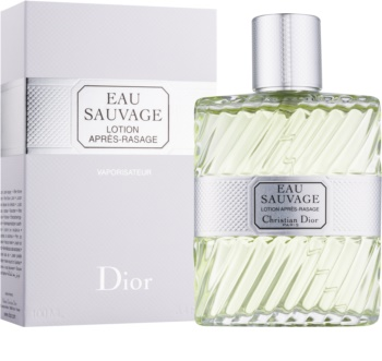 Dior Eau Sauvage, After Shave Lotion for Men 100 ml Spray   notino.fi ec856c284c1a