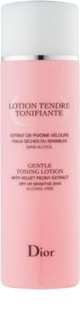 Dior Cleansers & Toners Tonic  voor Gevoelige en Droge Huid