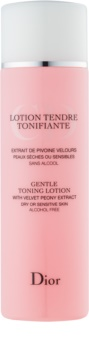 Dior Cleansers & Toners tonik za občutljivo in suho kožo