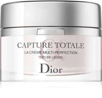 Dior Capture Totale leichte verjüngende Creme für Gesicht und Hals