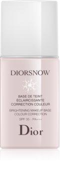 Dior Diorsnow rozjasňujúca báza pod make-up SPF 35