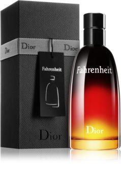 Dior Fahrenheit toaletní voda pro muže 100 ml dárková krabička černá
