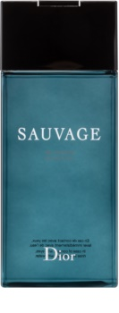 Dior Sauvage gel douche pour homme 200 ml