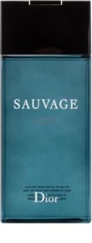 Dior Sauvage sprchový gél pre mužov 200 ml