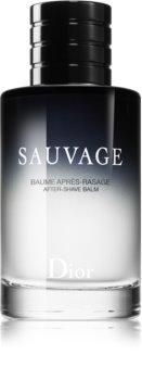 Dior Sauvage balzám po holení pro muže 100 ml