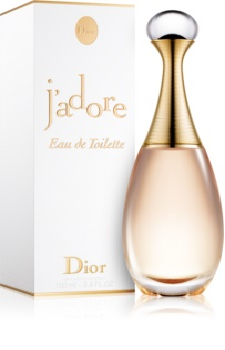 Dior J'adore Eau Lumière toaletna voda za ženske 100 ml