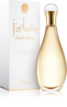 Dior J'adore uleiuri de corp pentru femei 200 ml