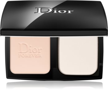 Dior Diorskin Forever Extreme Control матуюча компактна пудра SPF 20