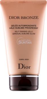 Dior Dior Bronze Self Tan Gel For Body