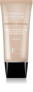 Dior Diorskin Forever Perfect Mousse spuma matifianta pentru machiaj