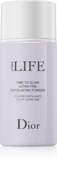 Dior Hydra Life Time To Glow Cleansing Powder with Exfoliating Effect