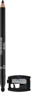 Dior Diorshow Khôl водостійкий контурний олівець для очей з точилкою
