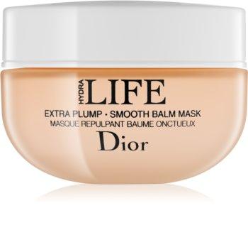 Dior Hydra Life Extra Plump negovalna maska