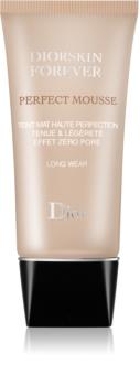 Dior Diorskin Forever Perfect Mousse матуючий кремовий тональний засіб
