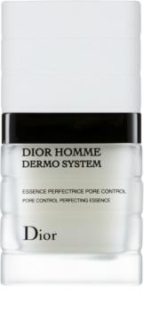 Dior Homme Dermo System esență matifiantă pentru ten, cu efect de reducere a porilor