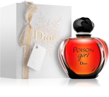 Dior Poison Girl eau de parfum pentru femei 100 ml Cutie cadou