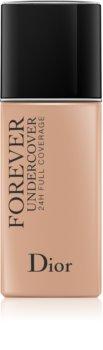 Dior Diorskin Forever Undercover тональний крем для повного покриття 24 години