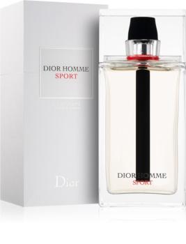 Dior Homme Sport eau de toilette para homens 200 ml