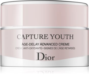 Dior Capture Youth Age-Delay Progressive Peeling Creme Brightening Gel Cream