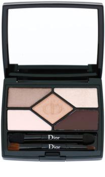 Dior 5 Couleurs Designer paleta profeisonalnih senčil za oči